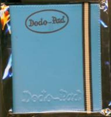 DODO FAUX SLIPCOVER MINI BLUE