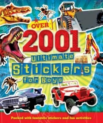 2001 Ultimate Stickers