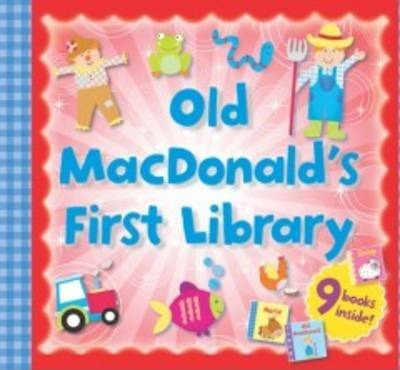 Old MacDonald's Little Library