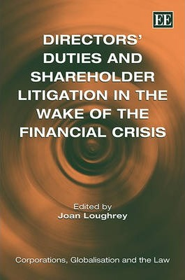 Picture Of Credit Crisis In Wake Of >> Directors Duties And Shareholder Litigation In The Wake Of The