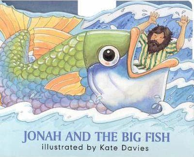 Bible Pop Ins: Jonah and the Big Fish