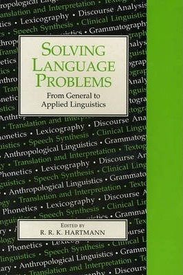 Solving Language Problems  From General to Applied Linguistics