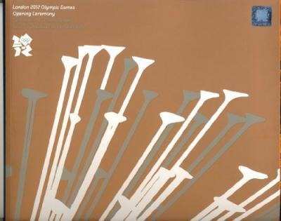 London 2012 Olympic Games Opening Ceremony Programme