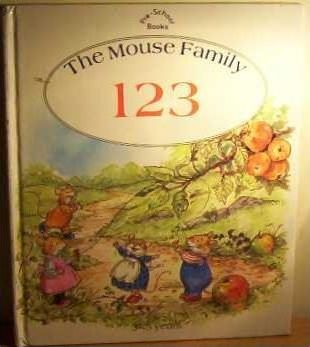 Mouse Family: 1, 2, 3