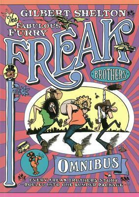 The Freak Brothers Omnibus Cover Image