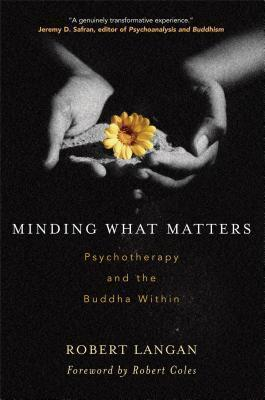 Minding What Matters  Psychotherapy and the Buddha within