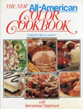 The New All-American Color Cookbook