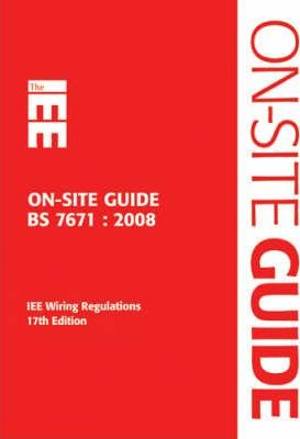 IEE On-Site Guide 2008
