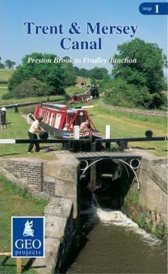Trent and Mersey Canal: Preston Brook to Fradley Junction v. 1