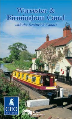 Worcester and Birmingham Canal with the Droitwich Canals