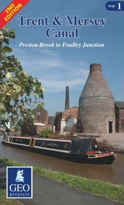 Trent and Mersey Canal: Map 1