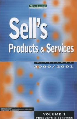 Sell's Products and Services Directory 2000/2001