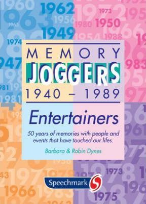 Memory Joggers 1940-1989: Entertainers