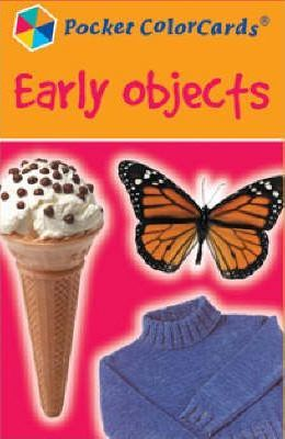 Early Objects Colorcards