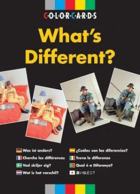 what s different colorcards speechmark 9780863883958