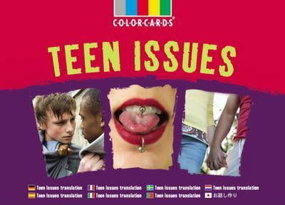 Teen Issues: Colorcards