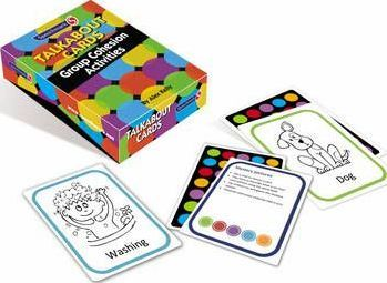 Talkabout Cards - Group Cohesion Games : Group Cohesion Activities