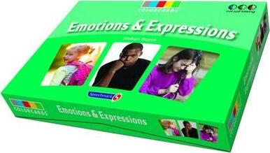 Emotions & Expressions: Colorcards