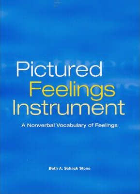 Pictured Feelings Instrument Kit Manual and Cards