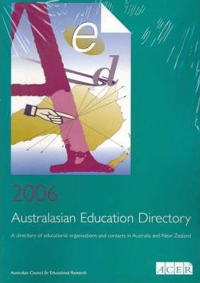 2006 Australasian Education Directory