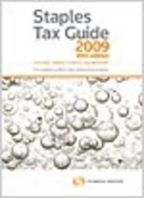 Staples Tax Guide 2009
