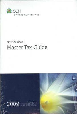 New Zealand Master Tax Guide 2009