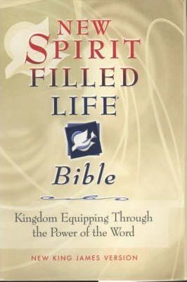 The New Spirit-filled Life Bible