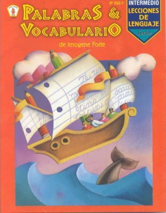 Words & Vocabulary - Intermediate Level (Spanish Edition)