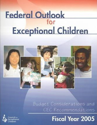 Federal Outlook For Exceptional Children