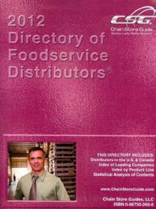 2012 Directory of Food Service Distributors