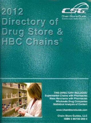 Directory of Drug Store and HBC Chains 2012