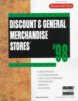 Directory of Discount & General Merchandise Stores