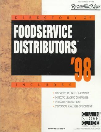 Directory of Foodservice Distributors 1998