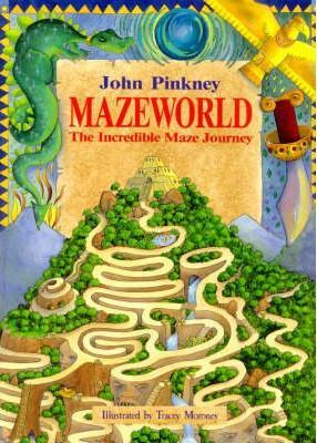 Mazeworld: the Incredible Maze Journey