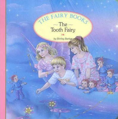 The Fairy Board Book: Tooth Fairy