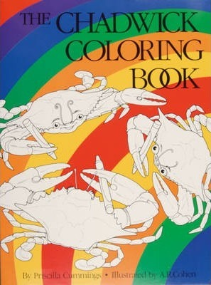 The Chadwick Coloring Book
