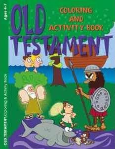 Old Testament Coloring and Activity Book