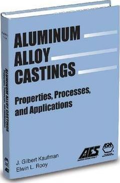 Aluminum Alloy Castings: Properties, Processes And Applications