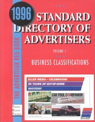 Standard Directory of Advertisers 1996