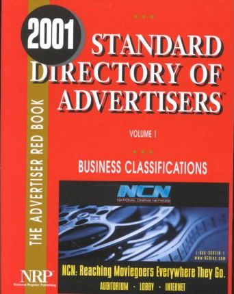 Standard Directory of Advertisers 2001