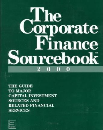 Corporate Finance Sourcebook 2000