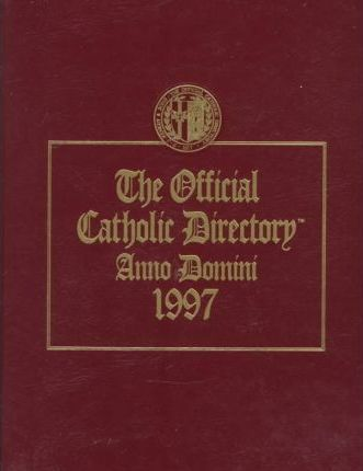 Official Catholic Directory 1997, Pilgrimage Destinations Guide