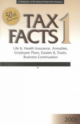 Tax Facts 1 2001