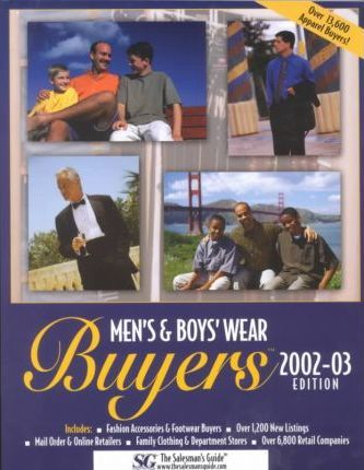 Men's and Boy's Wear Buyers
