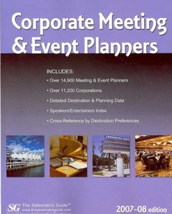 Corporate Meeting and Even Planners