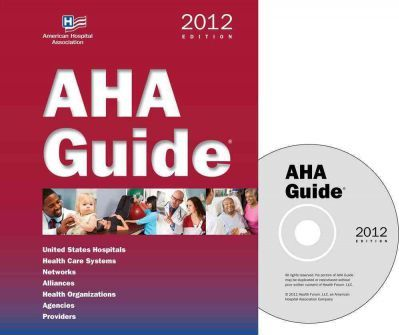 AHA Guide Book with CD