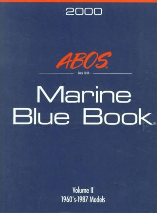 Abos Marine Blue Book 1969-1987