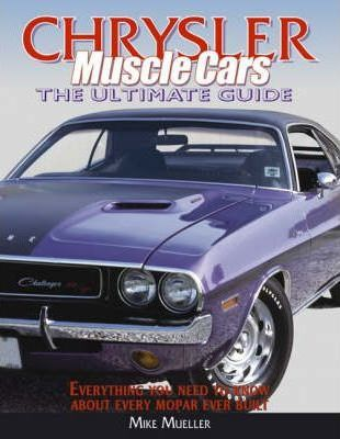 Chrysler Muscle Cars  Techs and Specs