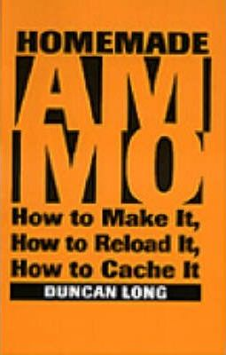 Homemade Ammo  How to Make it, How to Reload it, How to Cache it