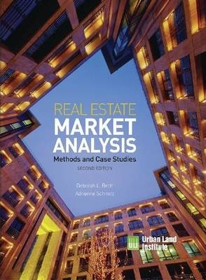 Real Estate Market Analysis - 2nd Ed : Adrienne Schmitz : 9780874201369